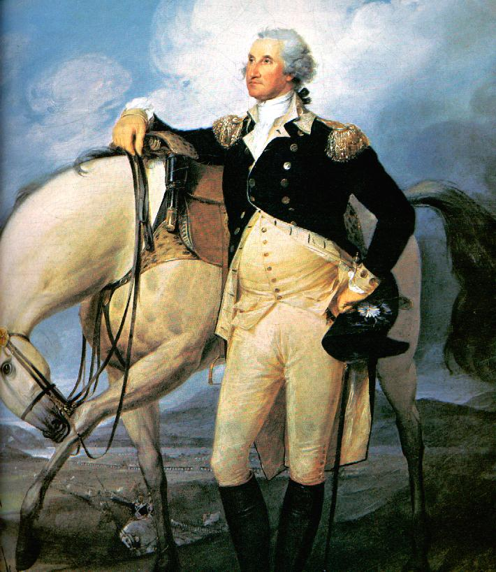 washington george 1782